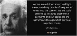 Dromen Quote Einstein